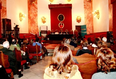 Salón de Letras Castalia