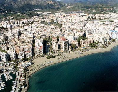 Actividad en Marbella