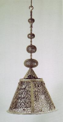 La lámpara de plata