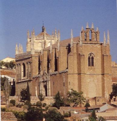 Presentación de La escalera del agua en Toledo