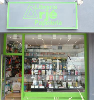 Firma en la Feria del Libro de Málaga