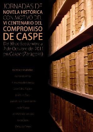 Jornadas de Novela Histórica en torno al Compromiso de Caspe