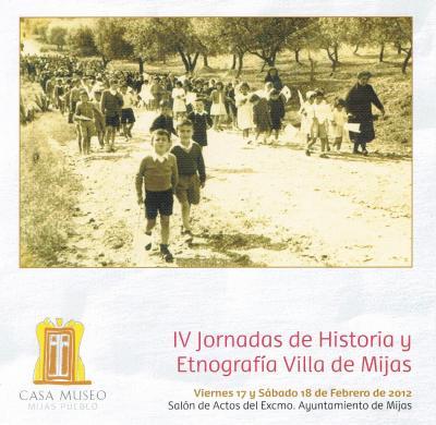 IV Jornadas de Historia y Etnografía de Mijas