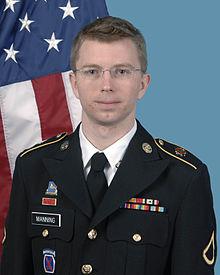 El mal soldado Manning